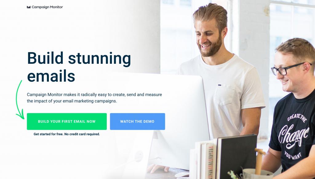 Construir emails