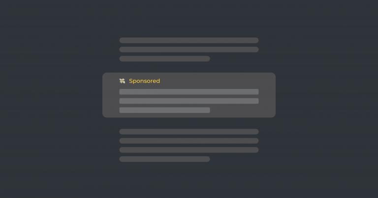 Ads en tu newsletter personal