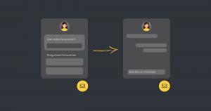 Aumentar la conversión mediante ayuda al usuario