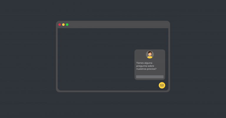 Chatbot que cubre dudas de potenciales clientes