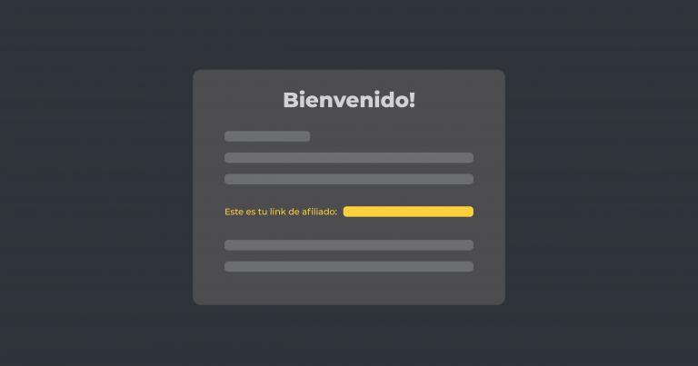 Marketing de afiliados vía email