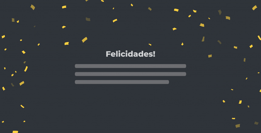 Celebrar logros de los usuarios